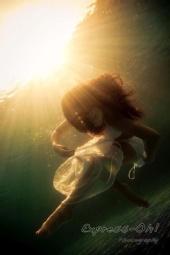 Kaylee - Underwater Shoot