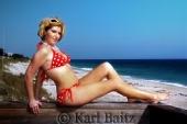 Karl Baitz - Shannon on the Beach