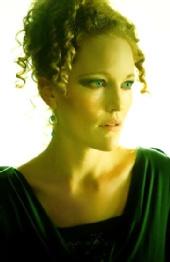 Jennifer Carte' - Photographer Nin Hoang, Make up by: Simone Filip