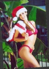 Stephanie Ash - Santa