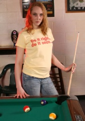 Tiffany Murphy - mv tshirt photo shoot