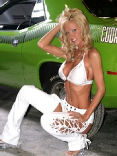 Sabrina Starr - Cool Cuda