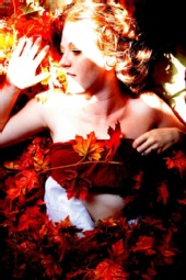 Leslie Bozeman - Fall Goddess
