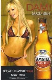 Ashleigh - Amstel Light Ad