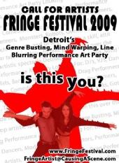 RachelS Solomon - Fringe Festival 2009