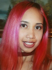 julz - pink portrait