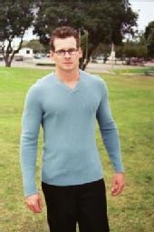 Rob null - Blue shirt