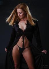 Tasha Starr - Back in Black