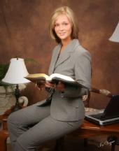 Tara Fox - at work