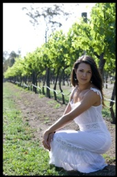 amanda - in the vines