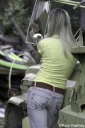Chasity_05 - Me & Truck