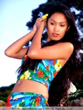 Lorelei NA - Hawaiian Dress