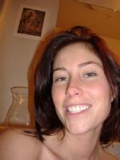 amber dankbar - no makeup