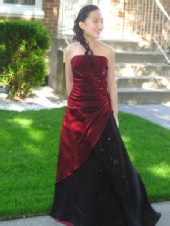Diana Tan - Senior Prom