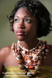 Beatrice Adenodi - Ethnic Headshot