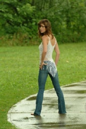 angela lynne hicks - Jeans