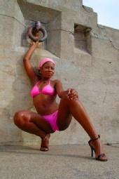 Sexy Diva - Precious pink swimwear II