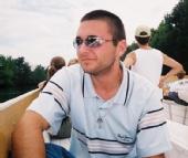 Paul Jackson - Me on boat