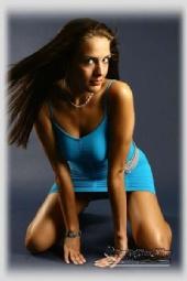 Samantha - Blue Dress