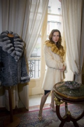 Tatiana - Leather and Furs