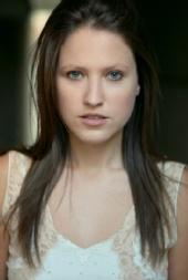 Courtney Kocak - Theatrical Headshot