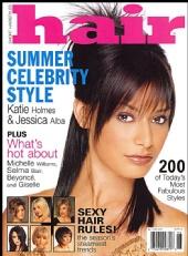 ERIKA - HAIR Magazine