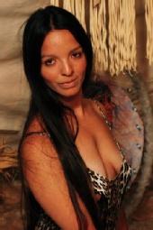 Lena Rai - Angelina Jolie....hmmm...