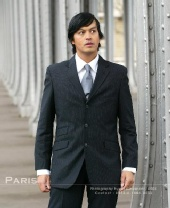 Rome - Suit and Tie - Men's Editorial