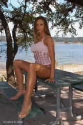 Lauren Le Blanc - Swimsuit