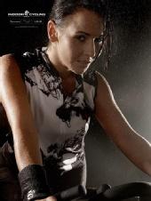 Jessica Jackson - My ride Tomahawk
