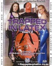 """Anna Valentina - Anna Valentina in """"Trapped in Latex"""""""