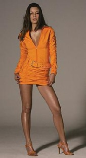 shawna smith - Orange