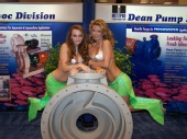pinksnowbunny - Mermaids for the GA Aquarium Tradeshow
