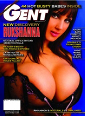 Rukhsana - Gent front cover