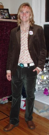 Pete Ippel - From Esquire Mag's Best Dressed REAL Man Comp. at Macy's