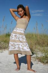 Sophan Theam - Beach Pose.