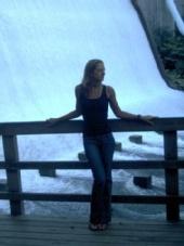 Anna - waterfalls