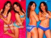 Twin - Titanium Girlz Magazine- Premiere Issue