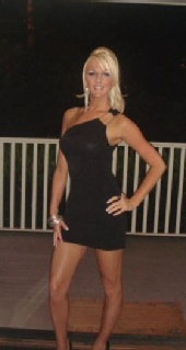 Jennifer Dior - Black Dress