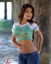 Melanie - the love for baseball t-shirt