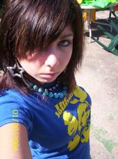 Jenna Roadside - Glam