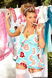 Alisha King - Doing the Laundry