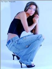 miranda albright - photo shoot