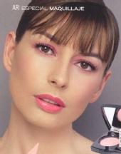Ingrid - Lancome beauty shoot