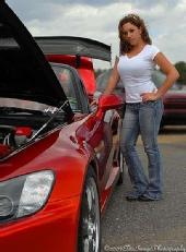 Cheryl Dietrich - Kandy Honda S2000