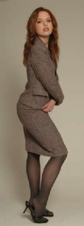 hej - body shot in suit