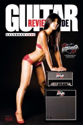 Betina Gozo - Check me out Guitar World 2007 Review Guide!