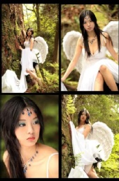 Clover - Angel in the forest