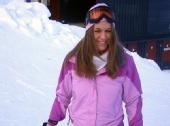 Brynn - Snowboarding