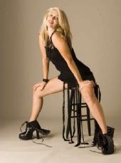 Jenny Tate - Jenny Tate Black Dress